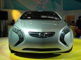 欧宝 Flextreme飞灵,2008北京车展新能源