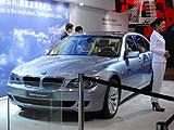 宝马Hydrogen 7,2008北京车展新能源