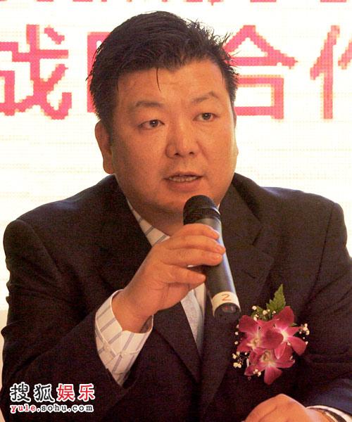 SK电讯投资(中国)有限公司副总裁金光燮