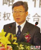 发布会― 韩国文化院长兼公使参赞朴永大
