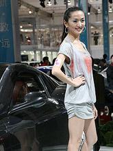 搜狐女声,北京车展