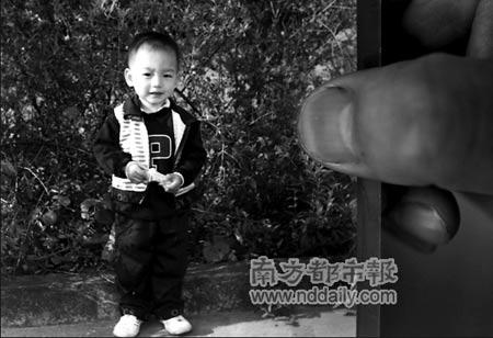 小旭东生前照片。