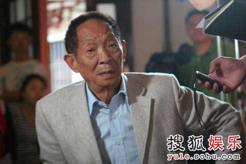 袁隆平讲述过去故事