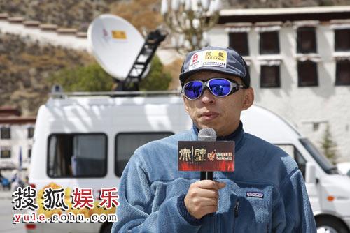 《赤壁》官网启动-张朝阳先生讲话