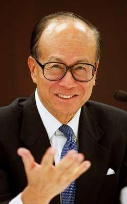 李嘉诚代表了香港人的梦想