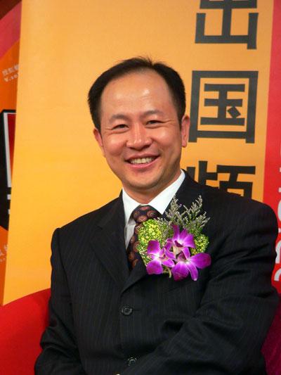 北京国际教育交流中心副主任丁书林先生做客教博会官方网站-搜狐教育嘉宾演播室