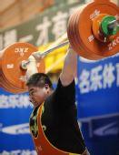 图文:全国锦标赛105以上公斤级 场上力大无穷