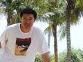 王治郅海岛游照片
