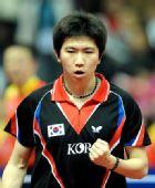 韩国体育明星介绍--柳承敏