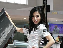 08北京车展世爵展台