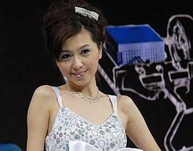 2008北京车展十大最明星脸车模