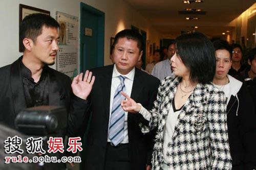 刘嘉玲透露新计划 建立属于自己的医院