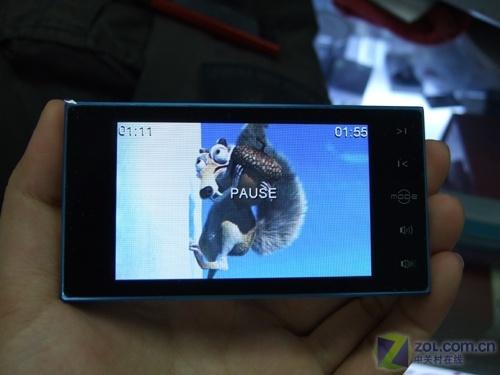 4GB售499元 艾诺再出RMVB直播机S100