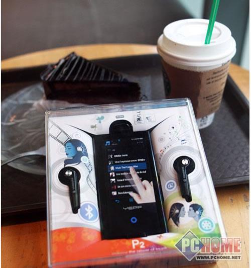 点击查看本文图片 三星 YP-P2(4GB) - 魅力无限 新春专属男士必选MP3导购