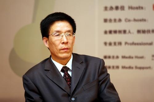 图:国务院国有资产监督管理委员会研究室副主任 楚序平