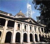 香港火炬传递路线解读- 立法会大楼