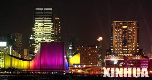 香港火炬传递路线解读- 香港文化中心