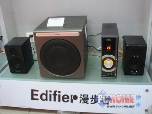 点击查看本文图片 漫步者 C3 - 轻松打造家庭影音系统 漫步者C3音箱