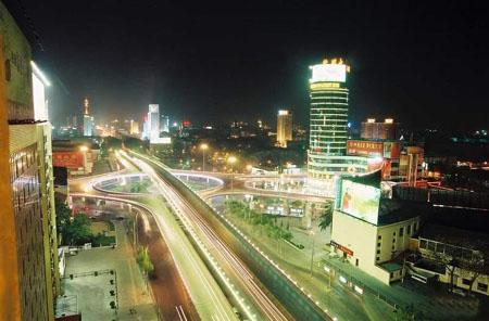 北京奥运会火炬接力路线:辽宁省沈阳市