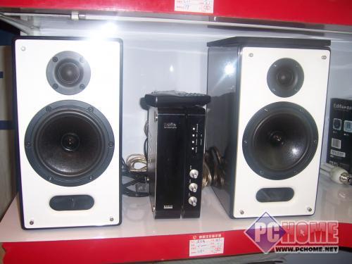 点击查看本文图片 漫步者 S2000 - 发烧友专用音箱 漫步者S2000高贵售价