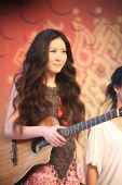 第一届西湖杭州音乐节嘉宾 郝菲尔