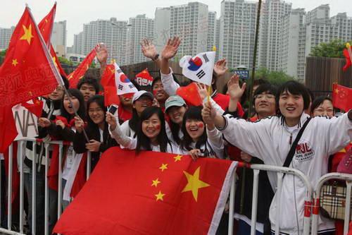 华人华侨欢迎1
