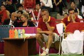 图文:联合会杯中国不敌西班牙 马加特若有所思