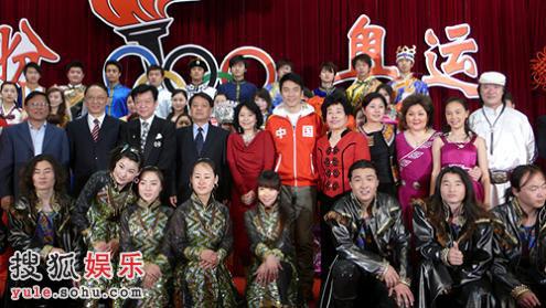 林依轮助阵中国奥运军团