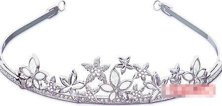 Confetti花朵样式冠冕