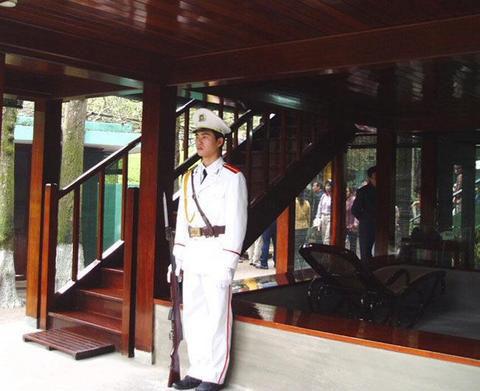 胡志明市纪念馆
