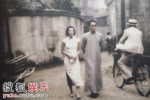 《梅兰芳》剧照孟小东梅兰芳