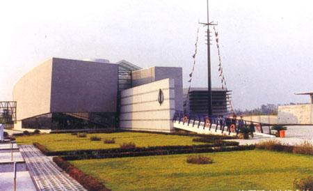 中国人民解放军海军诞生地纪念馆全景