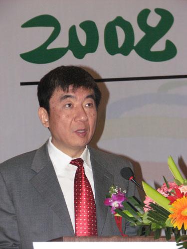 工业和信息化部副部长奚国华