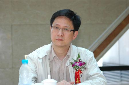 新民晚报副总编辑裘正义出席仪式