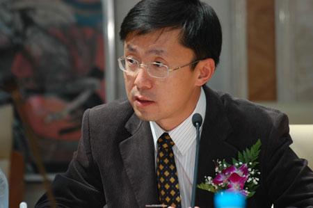 搜狐首席运营官龚宇发言
