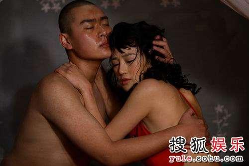 张桐紧张面对激情戏 搜狐娱乐