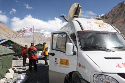 通讯车是搜狐完成官网报道的关键武器
