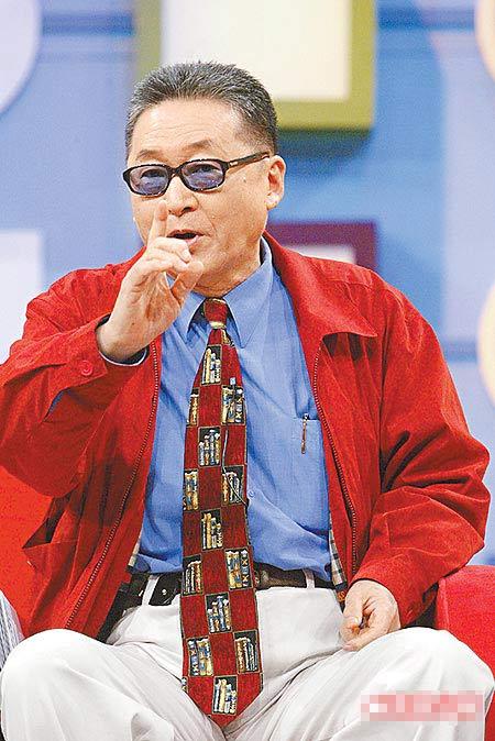 李敖批评郭台铭