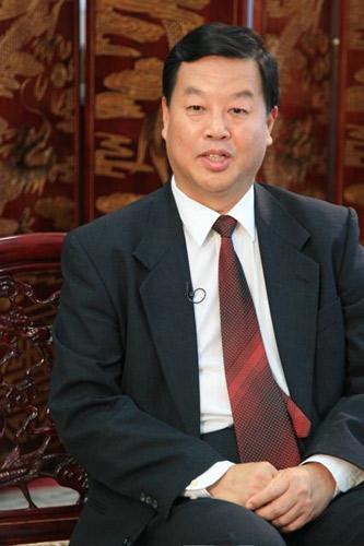 中国驻阿根廷大使曾钢