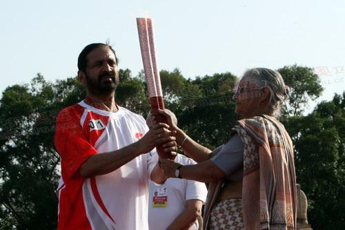印度奥委会主席卡尔马迪