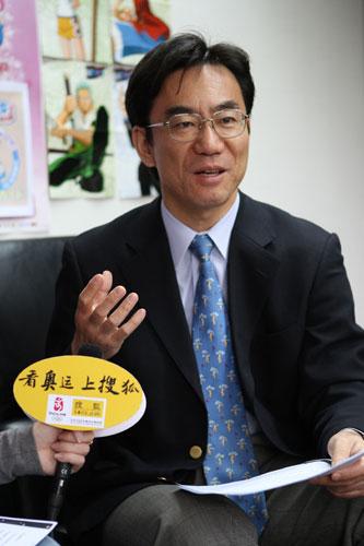 日本驻华公使道上尚史