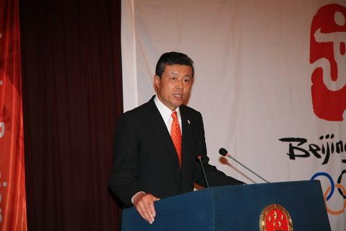 刘晓明大使