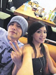 王思平(右)拍摄过周杰伦MV打开知名度。