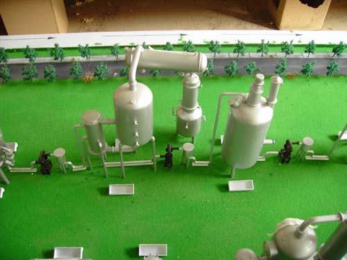 公司制造的模型