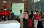 图文:津巴布韦华人举行签字仪式庆倒计时100天
