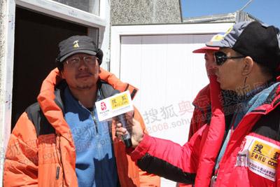 中国登山协会副主席李致新对高山环保活动深有感触