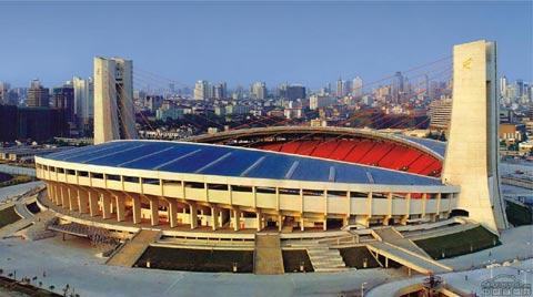 宁波市体育中心