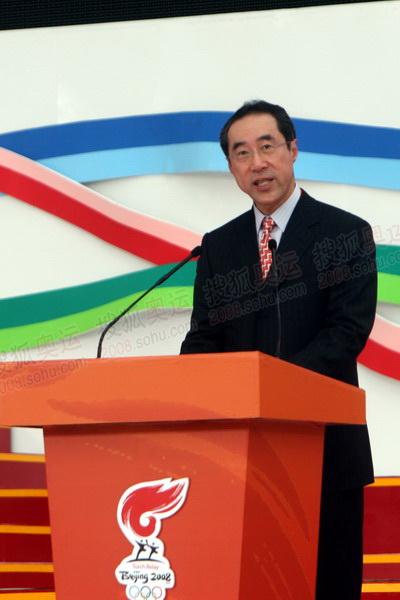 香港特区政务司司长唐英年致辞
