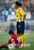 图文:[中超]天津3-1成都 成都队城门失守
