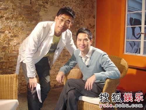 张家辉接受陆浩明专访